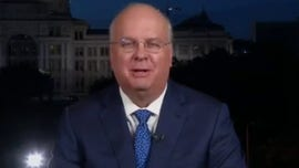 Karl Rove knocks Biden for this 'real, real mistake' in response to George Floyd death