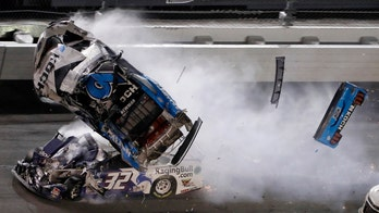 NASCAR driver Ryan Newman in serious condition after crash on final lap of Daytona 500
