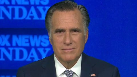 Sen. Mitt Romney: Need to have trial for Capitol riots, important steps toward unity