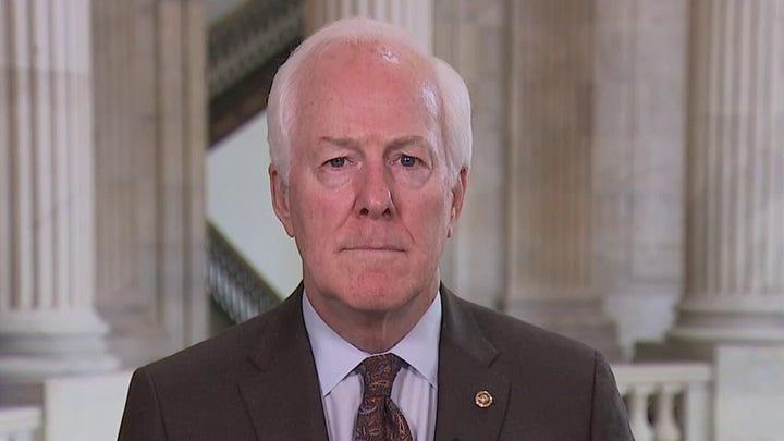 Sen. Cornyn: Biden's immigration plan encourages migrants to enter US