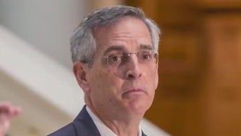 Georgia secretary of state criticizes 'stolen election' theories