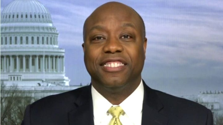 Sen. Scott votes yes on coronavirus relief bill despite reservations on unemployment policy