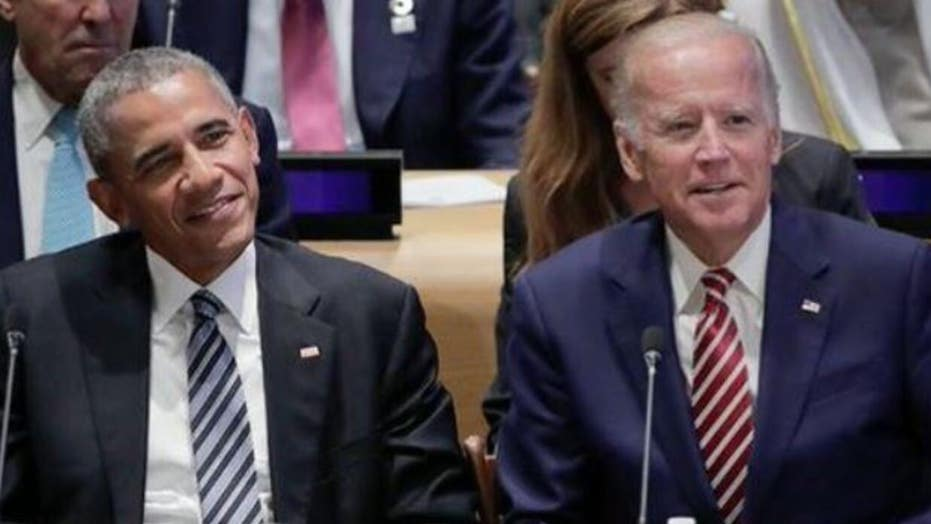 Is Obama on a 'rescue mission' to resuscitate Biden's fundraising campaign?