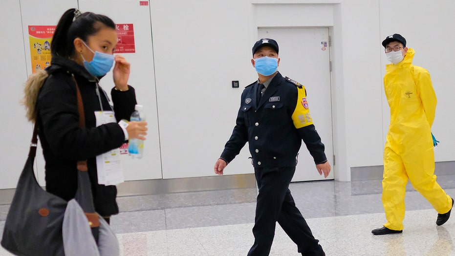 US travel restrictions to China in effect amid coronavirus outbreak