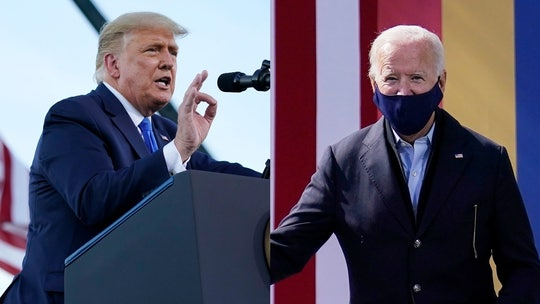 Twitter, Facebook have censored Trump 65 times compared to zero for Biden, study says