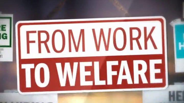 ラーレン: 'Unemployment benefits incentivize laziness'