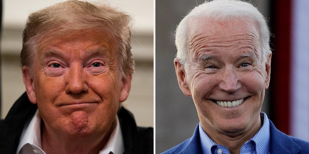 Biden holds 3-point edge over Trump in White House race: poll