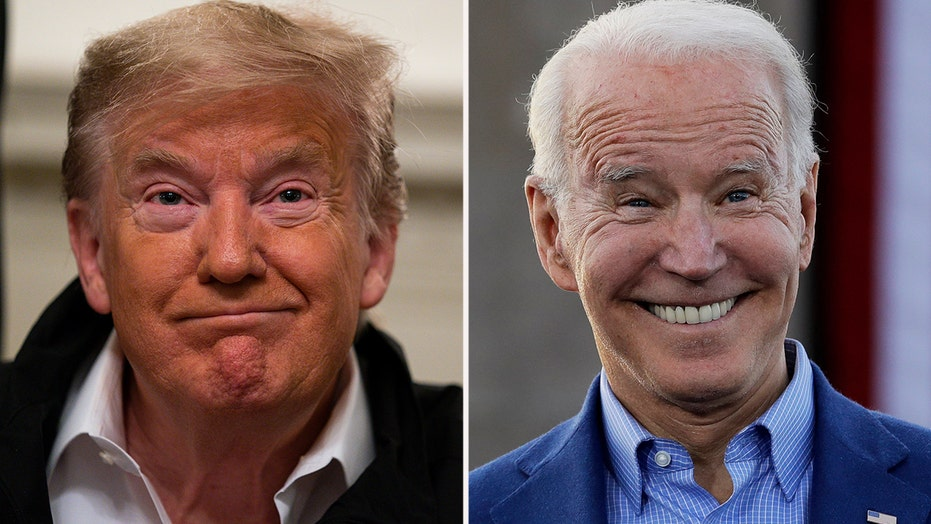 Trump campaign steps up attacks on Joe Biden