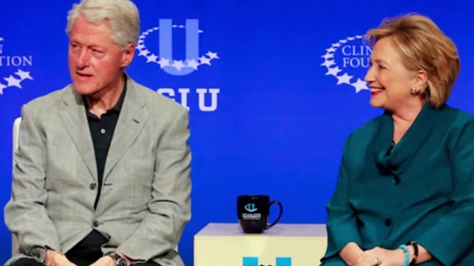 Tucker Carlson provides Clinton Foundation update: 'Donors stopped giving' after Hillary lost in 2016