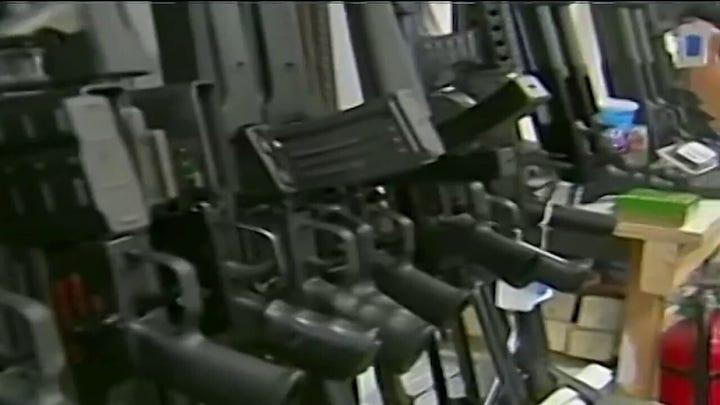 Virginia lawmakers pass overbearing gun control law