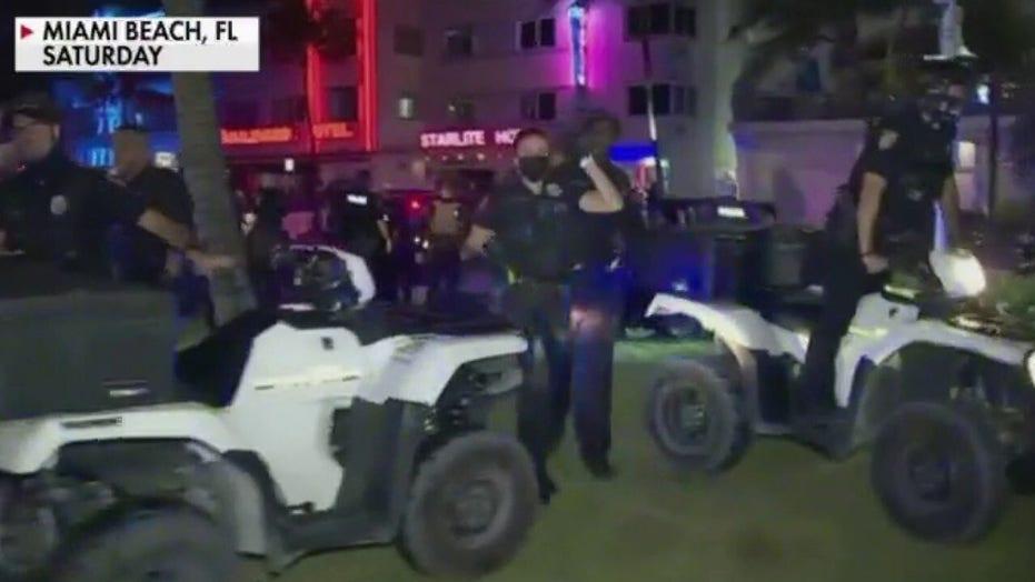 1,000+ arrests made in Miami beach during spring break