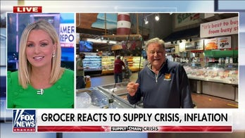 Stew Leonard Jr. on supply chain crisis hitting grocery stores