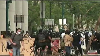 NYC 'Occupy City Hall' protesters refuse to leave area