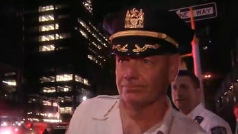 NYPD chief on arresting protesters for curfew violations, protecting citizens from violent rioting