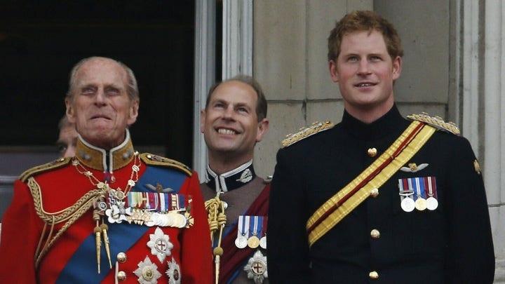 Prince Philip, Duke of Edinburgh and Queen Elizabeth II's husband, dead at 99