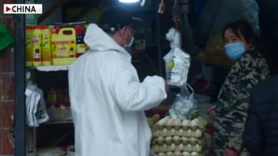 China uses propaganda to deflect coronavirus blame amid calls for full-scale investigation