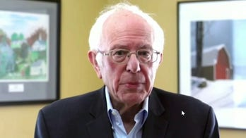 Sanders says 'I don't agree' with push to abolish police departments