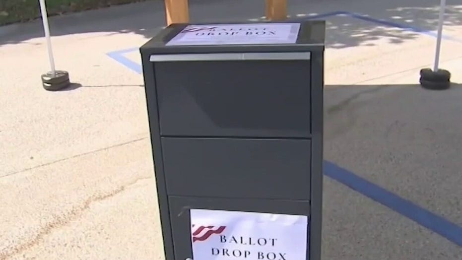 Eric Shawn: The Republican ballot boxes. . . stay