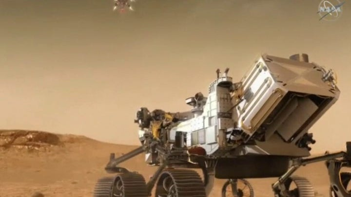 NASA plans to follow up exploration of Mars with moon mission