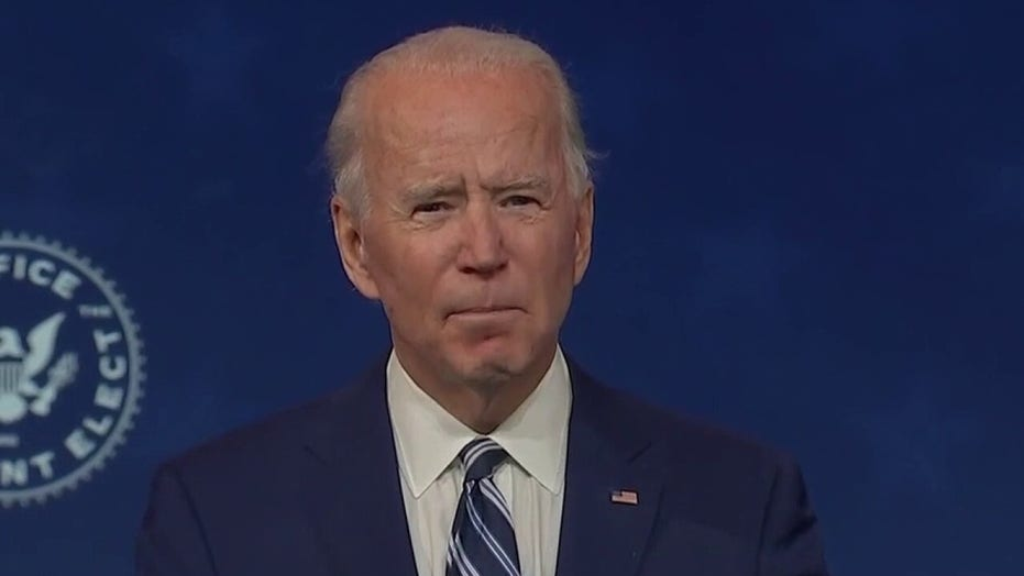 Biden, in leaked audio, suggests GOP 'beat the living h— out of us' over 'defund the police'