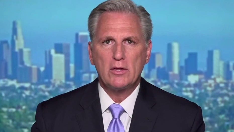 Kevin McCarthy rips Dems' HR 1 bill: It goes against the Constitution