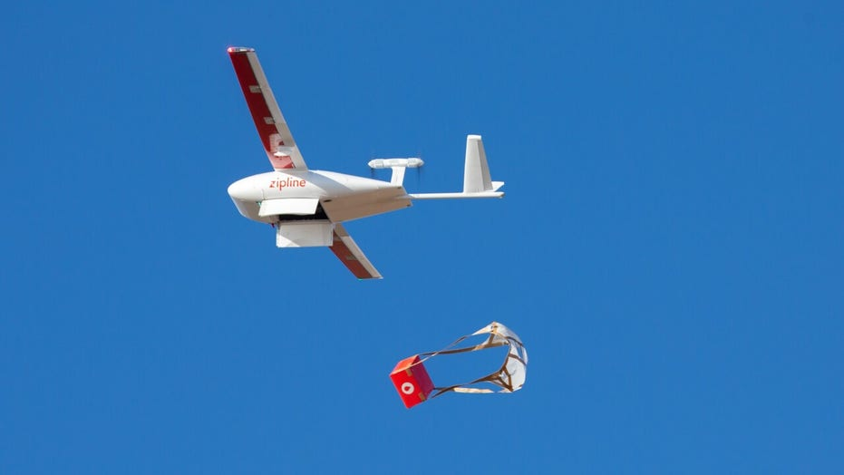 US company launches historic drone flights to deliver COVID-19 test samples in Ghana