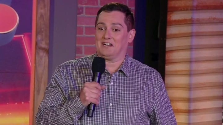 Joe Machi gives exclusive stand-up performance on 'Gutfeld!'