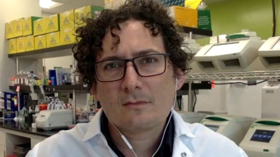 Dr. Glanville: 3 to 4 weeks before completing engineering on drug that neutralizes coronavirus