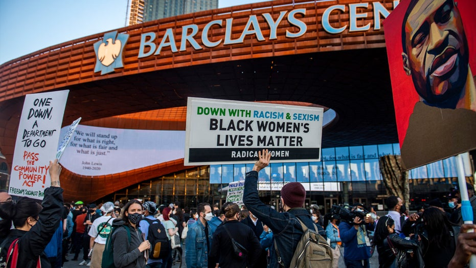 Protests ramp up in New York City following Derek Chauvin verdict