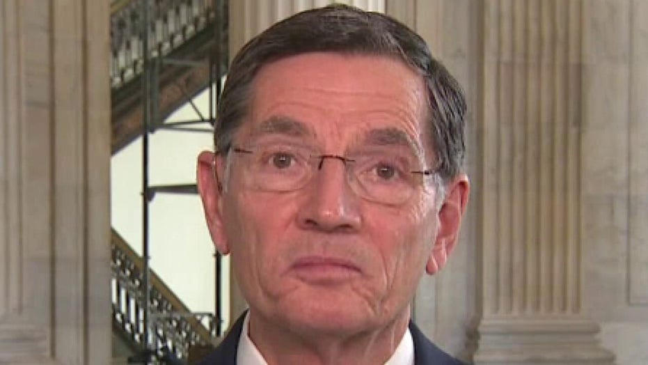 Barrasso: Democrats performing 'dirty tricks' to win Georgia Senate runoffs
