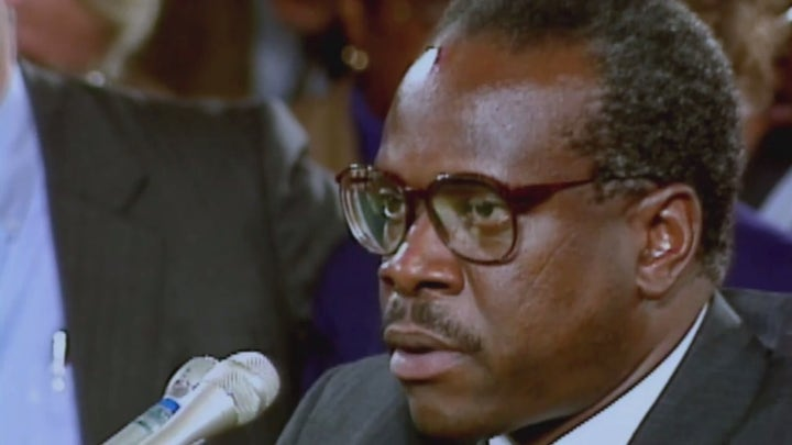 Clarence Thomas reflects on how 'all heck broke loose' following SCOTUS nomination