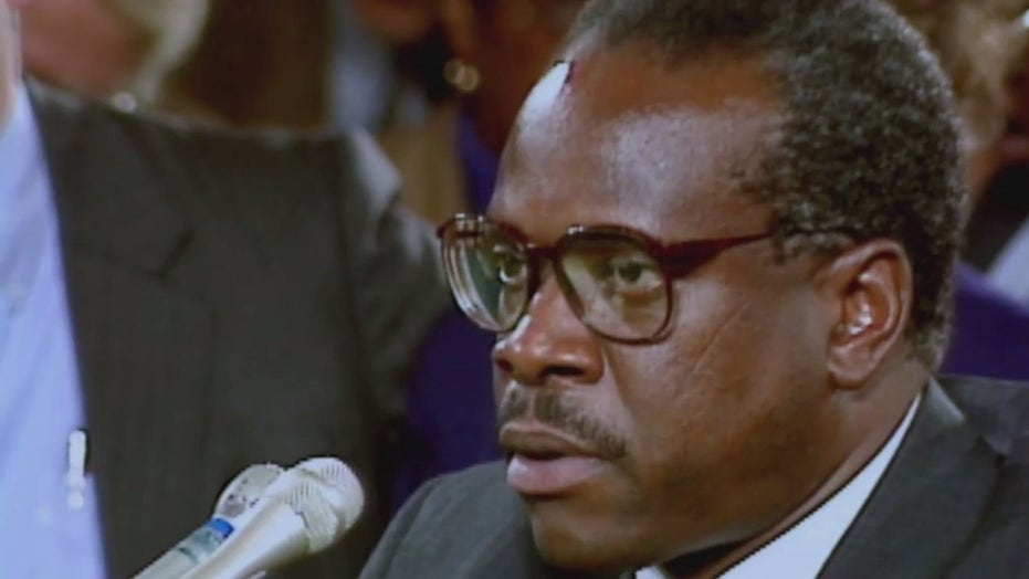 Director of Clarence Thomas documentary says story is 'antidote' to critical race theory, belongs in schools