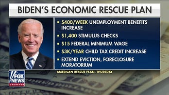 Biden's $1.9T COVID-19 economic rescue plan a spending free-for-all?