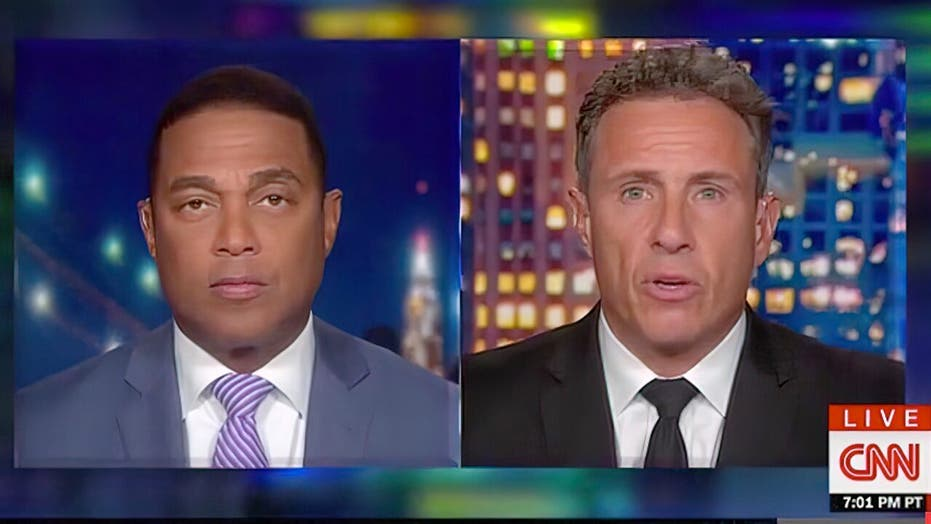 CNN's Don Lemon erupts on unvaccinated people going to hospitals: 'Don't take up resources!'