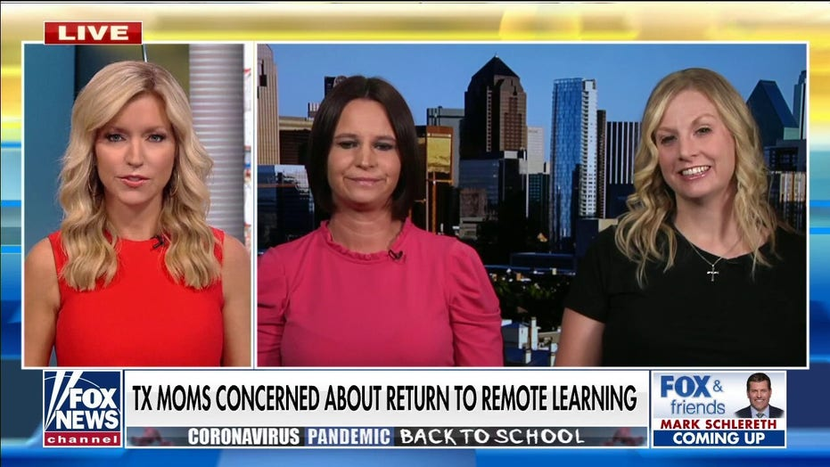 Texas moms outraged over potential for more school closures: Kids will keep 'falling behind'
