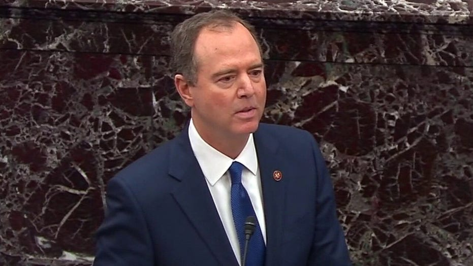 Schiff: I don't know who the whistleblower is, haven't met them or communicated with them