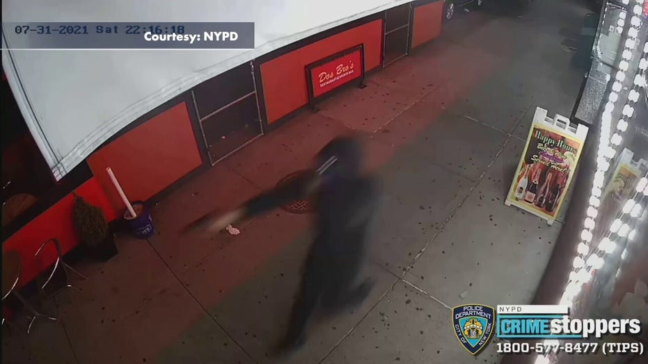 NYC laundromat shooting: 10 injured after two men open fire, flee on mopeds