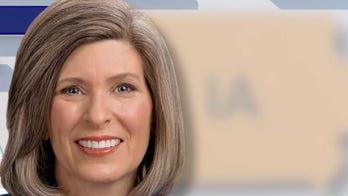 Republican Joni Ernst in tight battle for Iowa Senate seat