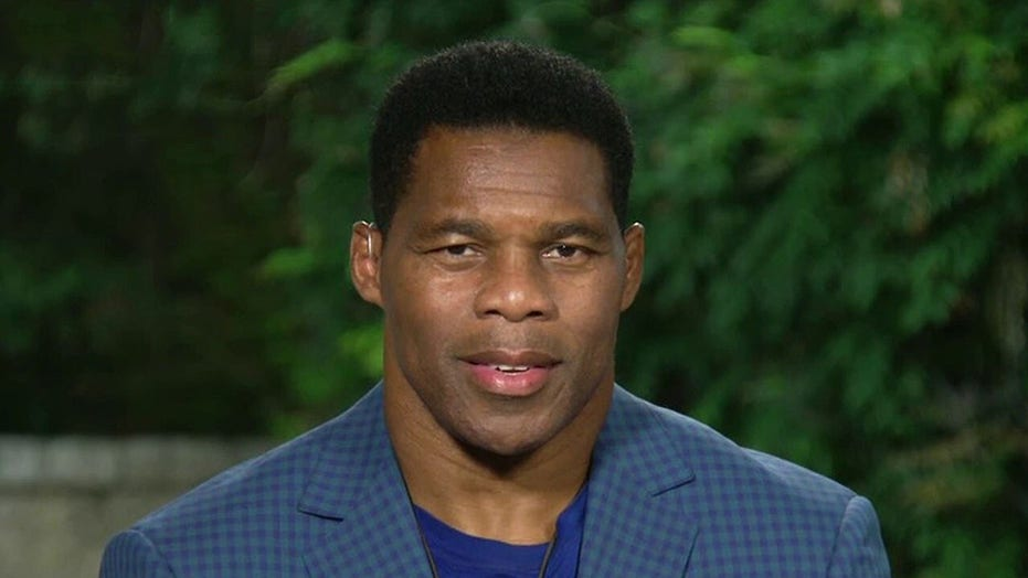 Herschel Walker accuses Democrats of playing the race card way too much during convention