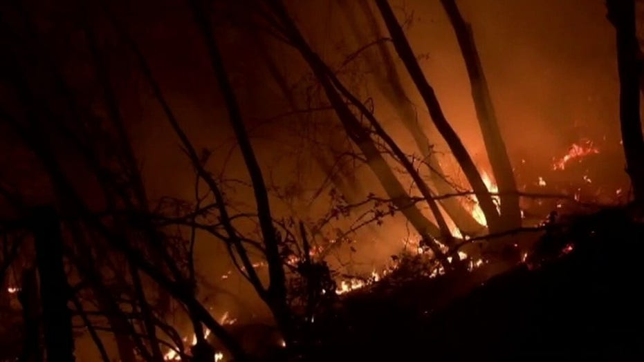 Oregon preparing for wildfires to be 'mass fatality event,' official says
