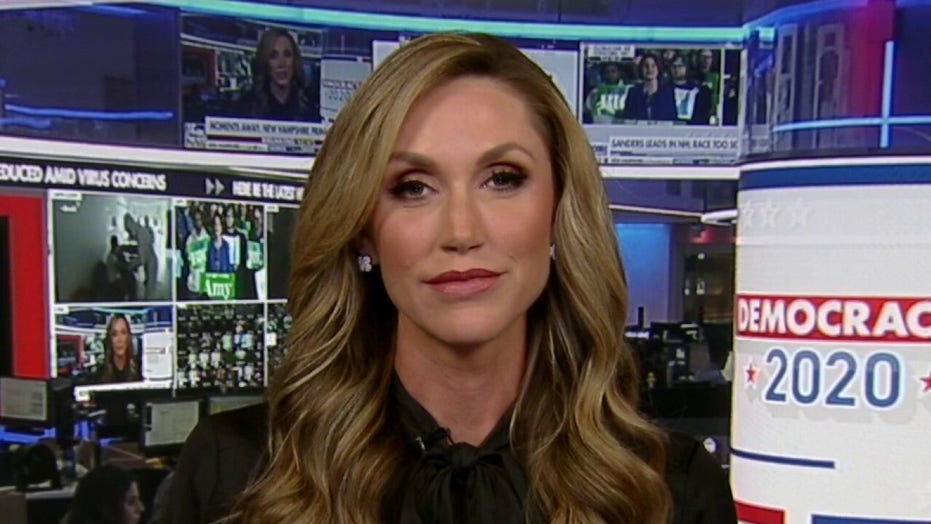 Lara Trump says Democrats should be nervous about New Hampshire results