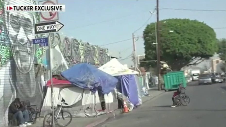 California officials secure hotel rooms for the homeless during coronavirus pandemic