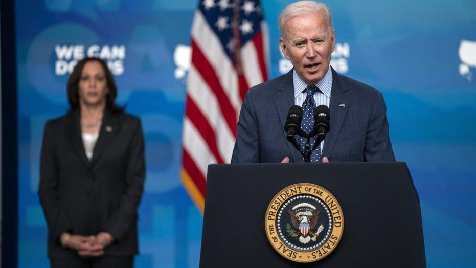Is Joe Biden priming Kamala Harris for 2024 presidency? Ari Fleischer weighs in