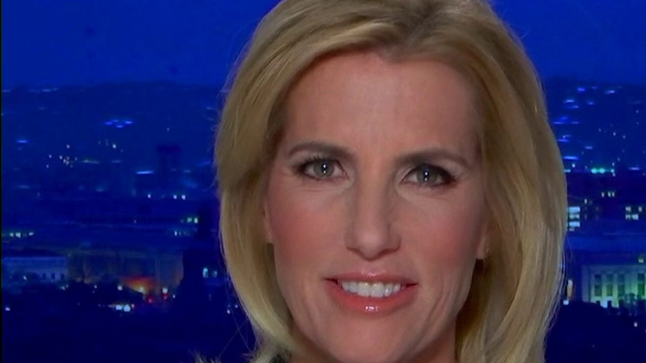 Ingraham: Will AOC stick with Biden or buck the Democratic Party?