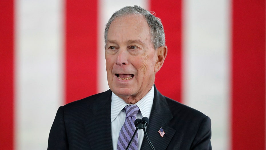 Mike Bloomberg funds climate activist attorneys for states