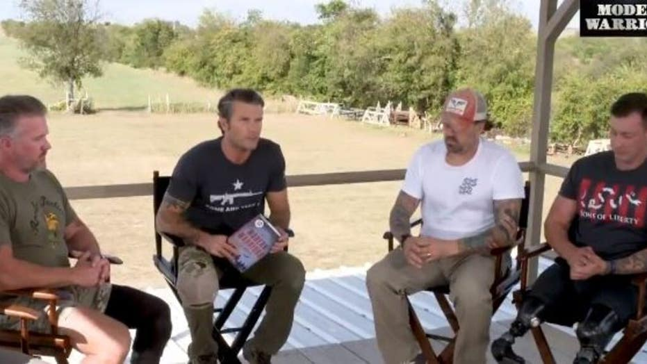 'Modern Warriors' Veterans Day special shares inspiring stories from America's heroes