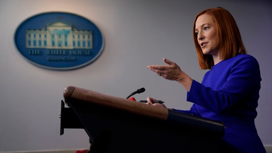 Ex-White House officials slams Psaki's 'pretty bad blind spot' after Space Force comments