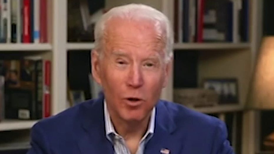 Joe Biden stumbles in week of awkward media appearances