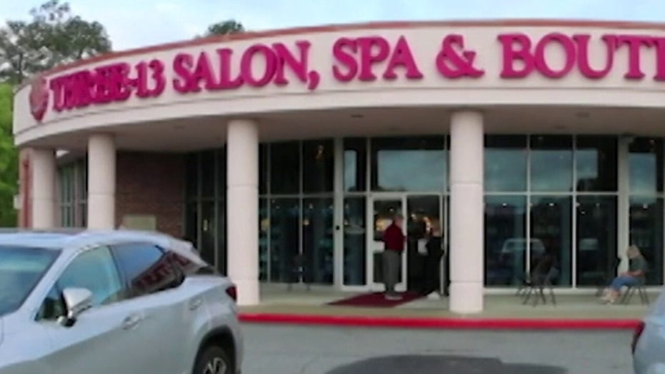 Georgia salon owner explains decision to reopen her business, steps to protect customers