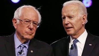 Bernie Sanders rallies progressives behind Biden-Harris ticket